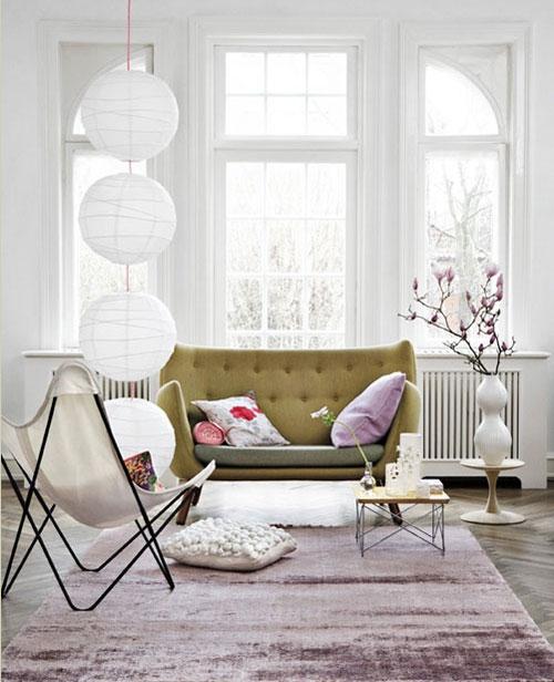 Vanessa Bruno's Paris apartment
