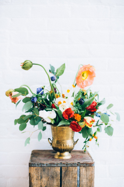 How To: Dutch Inspired Floral Arrangements