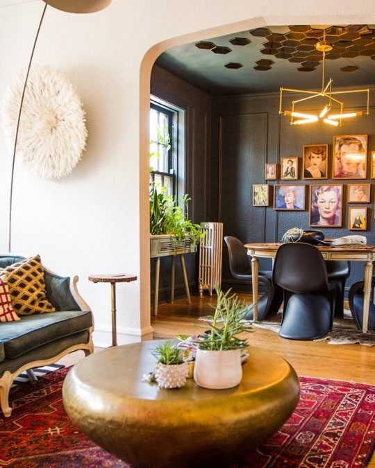 Be Bold:  High-Impact Home Inspiration (That's Not Staged)
