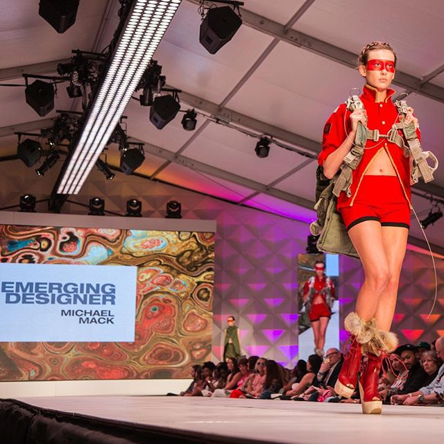 want to see your #emergingdesigner collection on the runway at #LexusCFW this Spring 2017? apply today for a chance to show top media + industry influencers your talent.