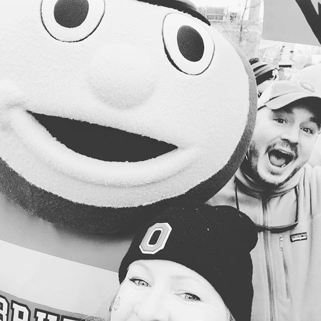 ..and this happened @espn_gameday @ohiostatefb