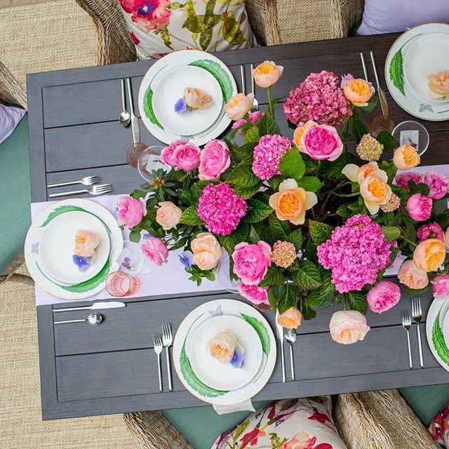summer stylingw/our friends @homedepot