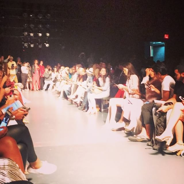 @nyfw flew by! | congrats on another season @lisanhoang