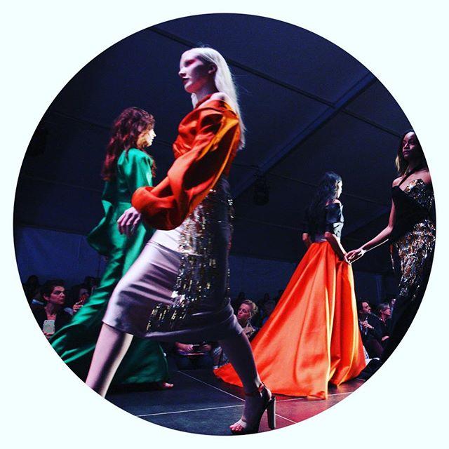 hot off the press! @chasfashweek tix on sale now. #fashionfriday #getthemwhiletheylast | 📸 @stellophotography